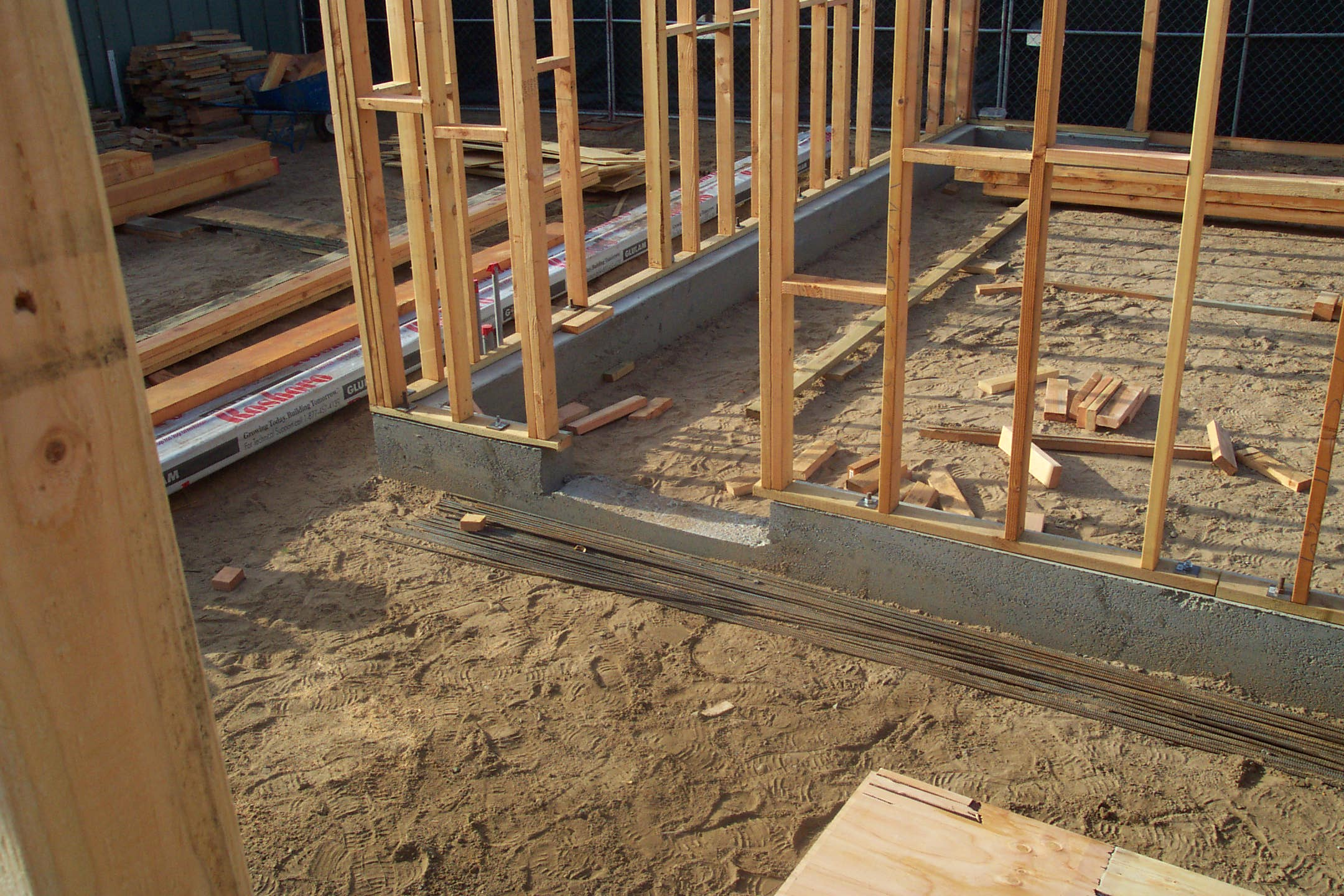 House Construction House Construction Framing Terms